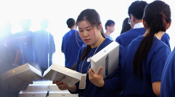 113794612 - Дебют iPad 3 в Китае прошёл спокойно