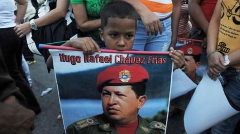123414662 - Именем Уго Чавеса назовут одну из улиц Москвы