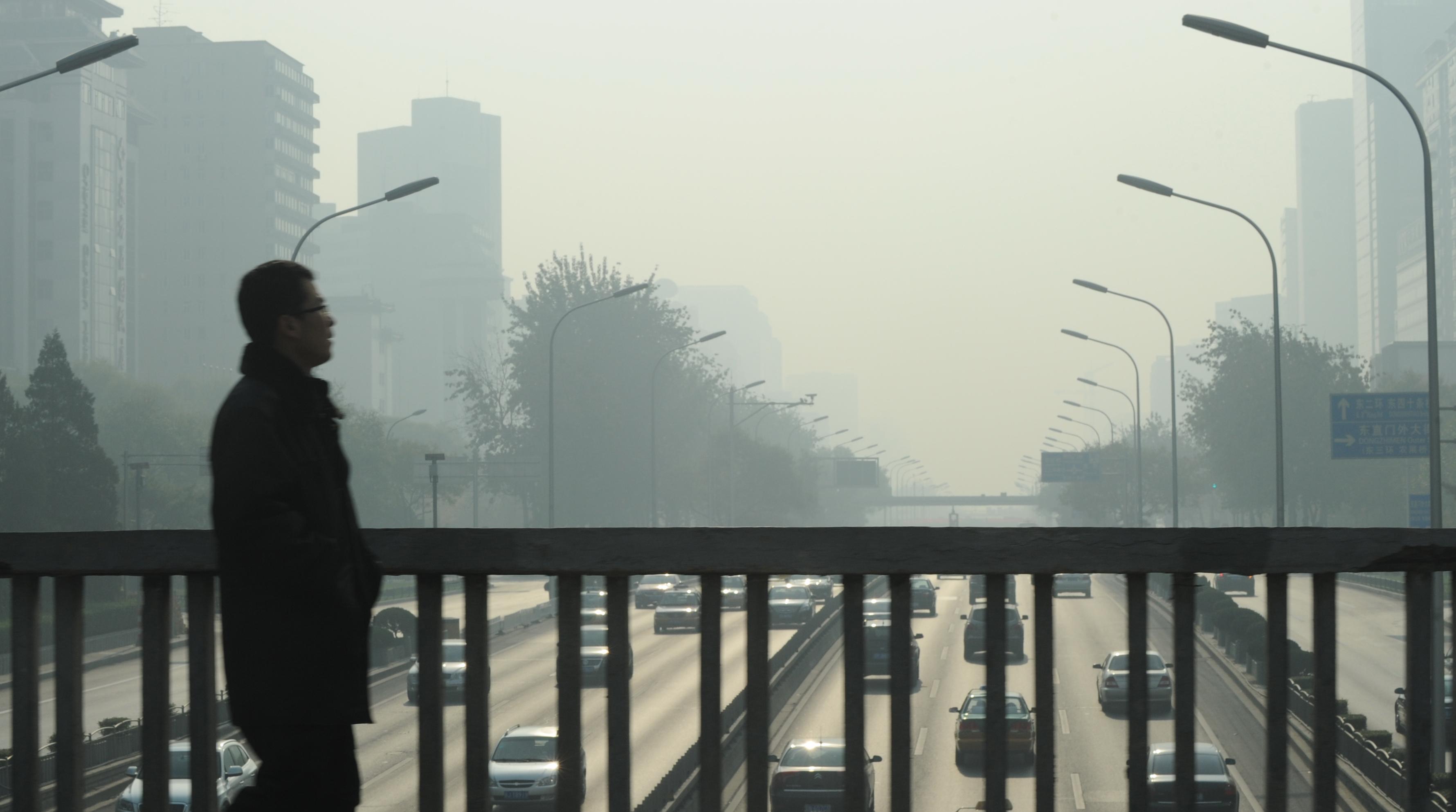 133961462 - США продолжает выкладывать данные о воздухе в Пекине