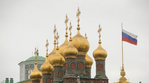 136738627 - В Кремле выставляют иконы XV века