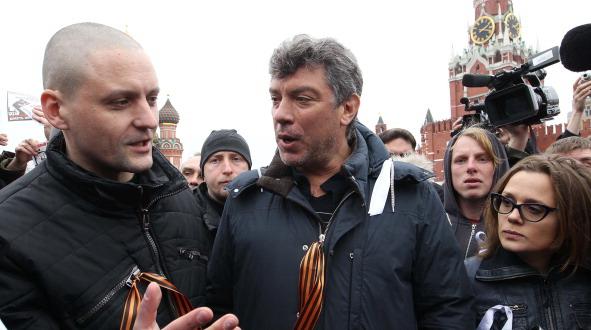 142580893 0 - Удальцова доставят в суд в Ульяновске