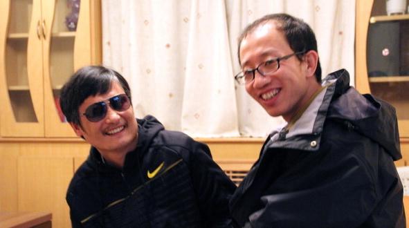 143502974 - Ху Цзя, правозащитника из Китая, арестовали