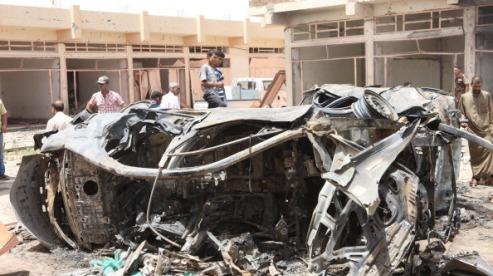 146293787 - Серия терактов потрясла Ирак