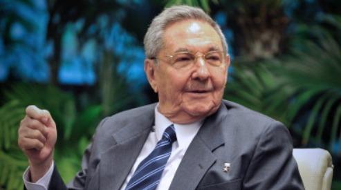 146448036 - Президент Кубы прибыл в Пекин