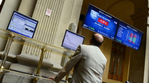 146500587 - Курс евро повысился после выборов в Греции