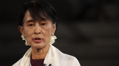 146646286 - Аун Сан Су Чжи надеется на национальное примирение
