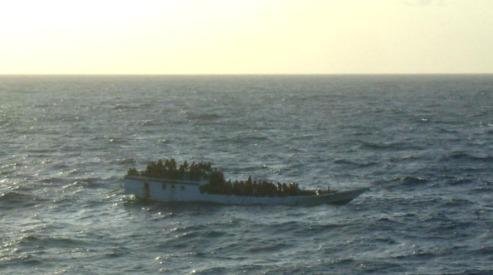 147179244 0 - Шри-Ланка задерживает незаконных мигрантов