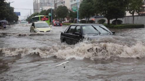 148057683 - Масштабное наводнение охватило Китай