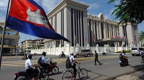 148100316 - В Пномпене прошёл региональный форум АСЕАН