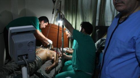 148204009 - Массовое убийство мирных жителей произошло в Сирии
