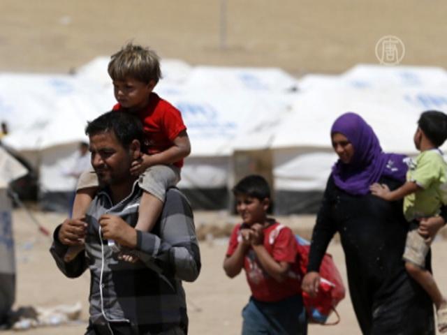 Ирак угрожает ЕС новой волной беженцев
