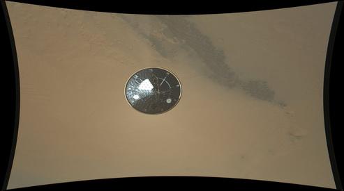 150017916 - Curiosity присылает фотографии с Марса