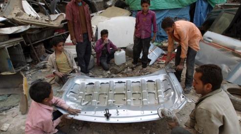 157263857 - Детский труд в Йемене стал острой проблемой