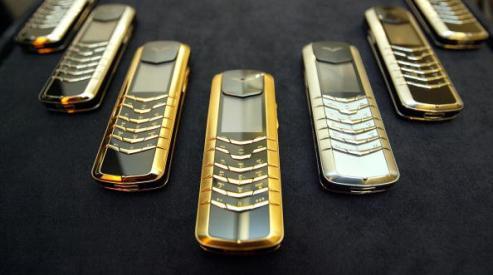 1 1356 - Самые дорогие телефоны