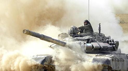 2222 31 - Гелевая накидка спасёт танки от огня
