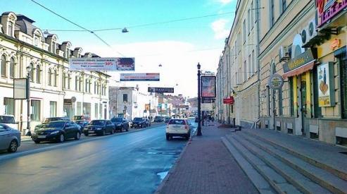 222 14 - Центральная улица киевского Подола станет пешеходной