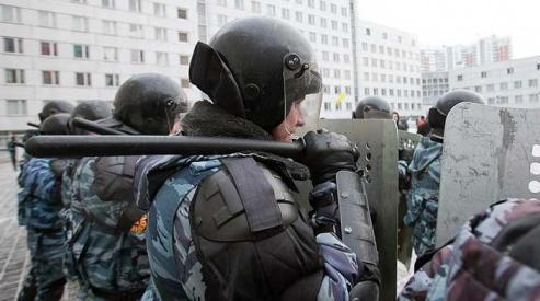 222 42 - В ростовский ОМОН набирают близнецов