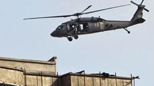 234 15 - В Афганистане разбился вертолёт НАТО