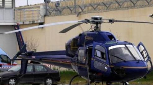 234 16 - В Канаде совершён побег из тюрьмы на вертолёте