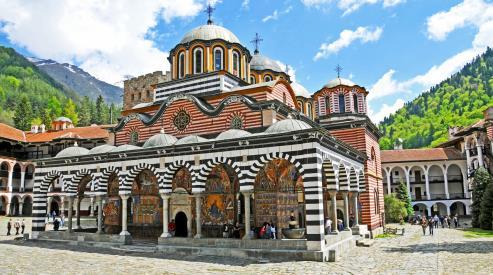 2 322 - Тур в Болгарию