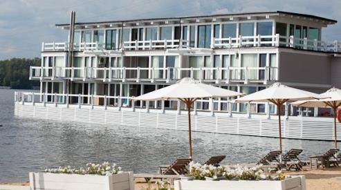 3 261 - Перспективы гостиничного бизнеса в Москве