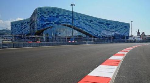 3 495 - Трасса «Формулы-1» в Сочи получила лицензию FIA