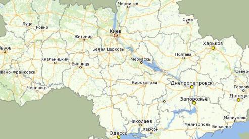 4444 29 - В Украине появятся новые административные единицы?