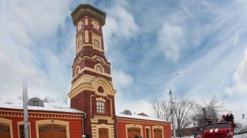 444 29 - В Иркутске здание пожарной каланчи превратят в музей