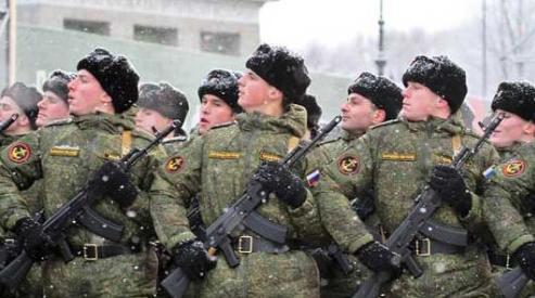 444 52 - Парад в честь 70-летия снятия блокады прошёл в Петербурге