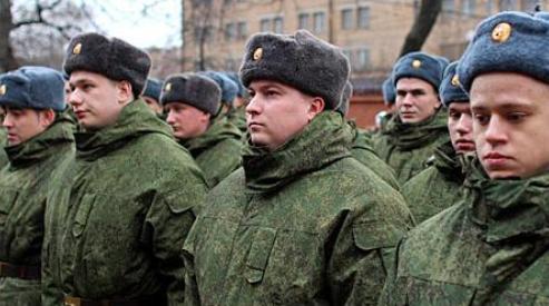 4456 - В российской армии вновь появятся прапорщики