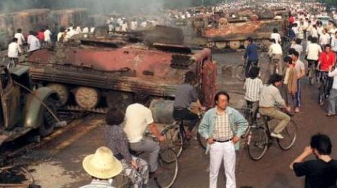 51417766 - В микроблогах КНР блокируют обсуждения событий на Тяньаньмэнь