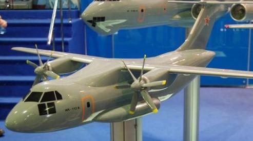 55555 5 - Разработку транспортника Ил-112В возобновят в 2014 году