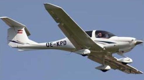 555 25 - Лёгкие самолеты Diamond начали выпускать на Урале