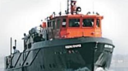 555 33 - ЧФ России получит четыре водолазных катера