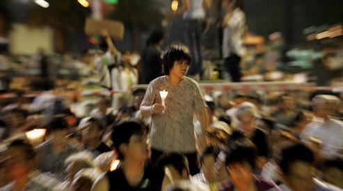 71120559 - Снимут ли в КНР цензуру с сообщений о бойне на Тяньаньмэнь?