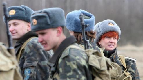 73503802 - Украина отказалась от призыва в армию