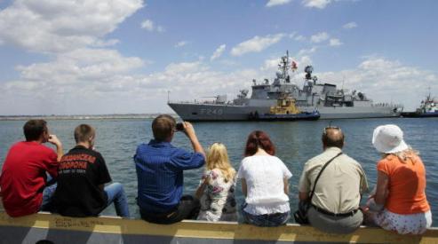 75272206 - Пляжи Одессы на три дня закрыла СЭС