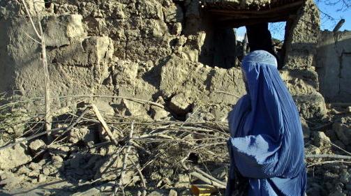 759813 - На севере Афганистана произошло землетрясение