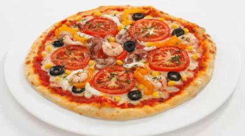 78 - Пицца с морепродуктами