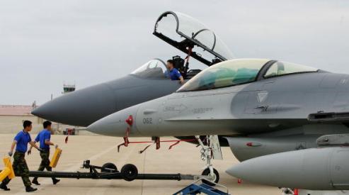 81596432 - ВВС США и Южной Кореи проводят совместные учения
