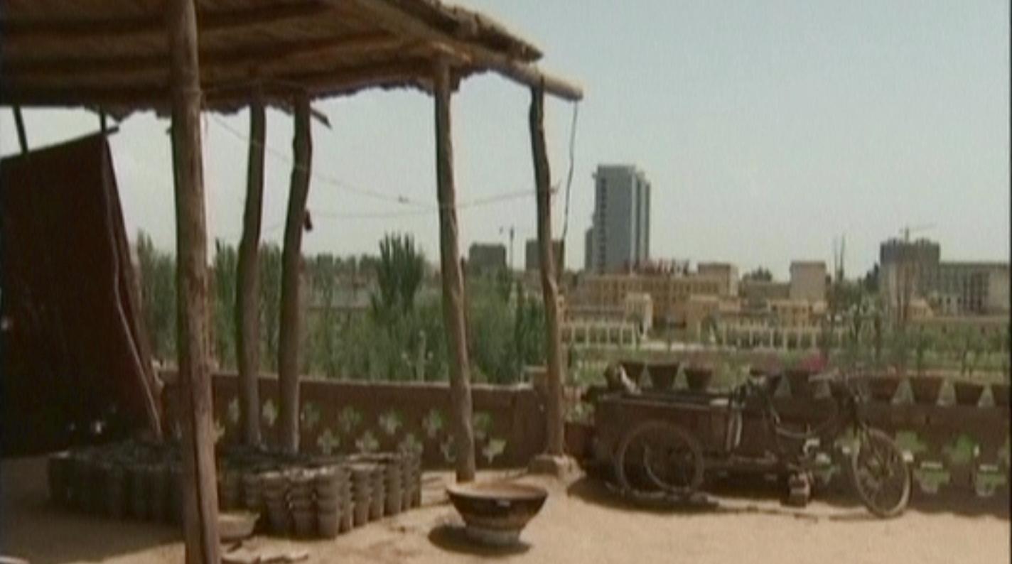 8 0 - В Синьцзяне пропадают 600-летние исторические дома уйгуров
