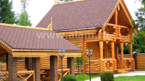 fo4 - Деревянные дома