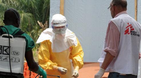 gvineya - Российские вирусологи будут бороться с Эболой в Гвинее