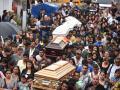 В Гватемале оплакивают жертв оползня