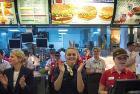 Старейший «Макдональдс» России снова заработал
