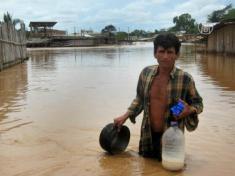 В Перу на 2 месяца ввели режим ЧП из-за ливней