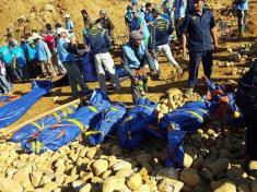 Оползень на шахте в Мьянме: более 110 жертв