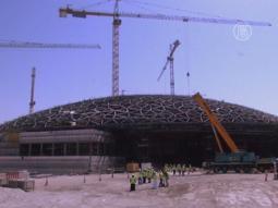 В ОАЭ возводят музей «Лувр Абу-Даби»