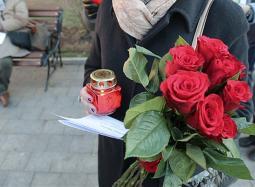 На Лубянке вспоминают жертв репрессий СССР