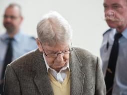 В Германии судят бывшего охранника Освенцима